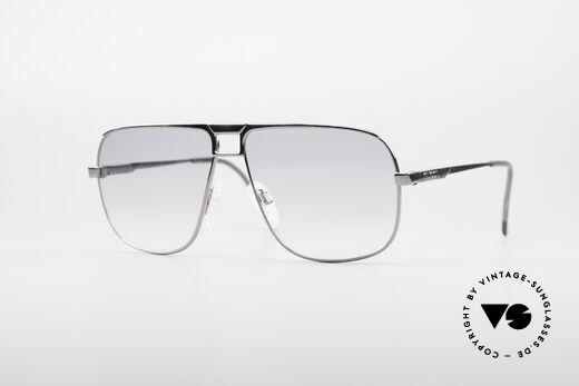 Gucci 1205 80er Designer Herrenbrille Details