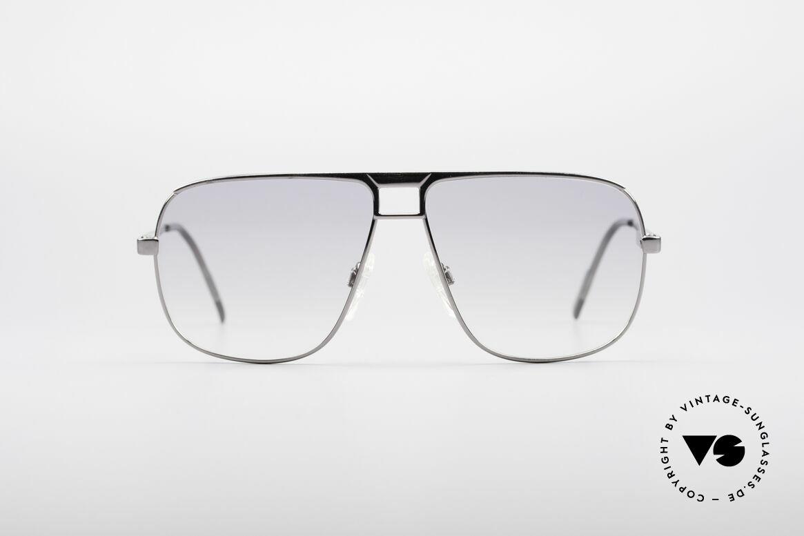 Gucci 1205 80er Designer Herrenbrille, mondäne vintage Designer-Sonnenbrille von Gucci, Passend für Herren