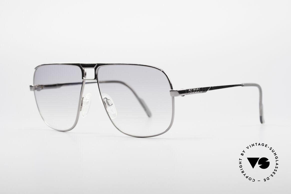 Gucci 1205 80er Designer Herrenbrille