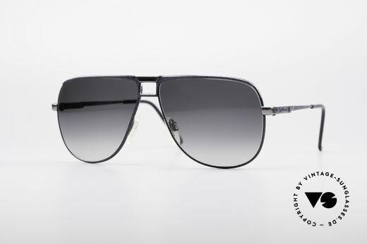 Gucci 1206 80er Designer Herrenbrille Details