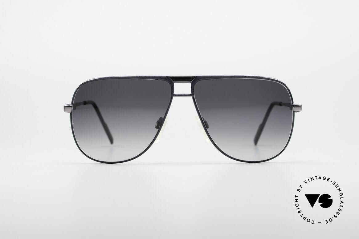 Gucci 1206 80er Designer Herrenbrille, noble Rarität aus den 1980ern (auffallend elegant), Passend für Herren