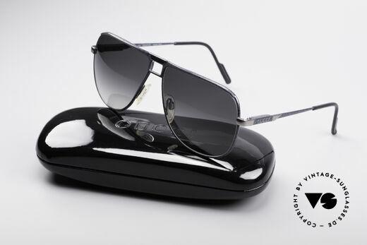 """Gucci 1206 80er Designer Herrenbrille, ein """"MUST-Have"""" in Spitzen-Qualität (true vintage), Passend für Herren"""