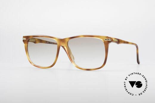 Gucci 1115 Klassische 80er Sonnenbrille Details