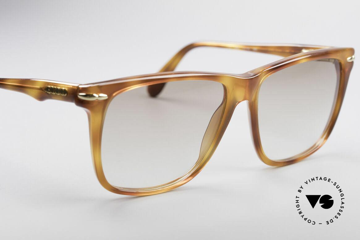 Gucci 1115 Klassische 80er Sonnenbrille, KEINE Retrobrille, sondern 100% vintage ORIGINAL, Passend für Herren