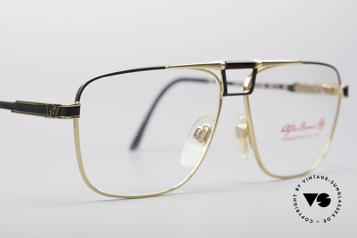 Alfa Romeo 119-603 Klassiche 80er Brille