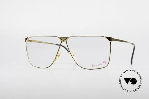 Casanova NM9 No Retro 80er Vintage Brille Details