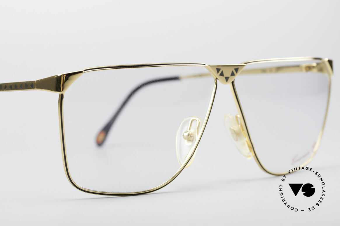 Casanova NM9 No Retro 80er Vintage Brille
