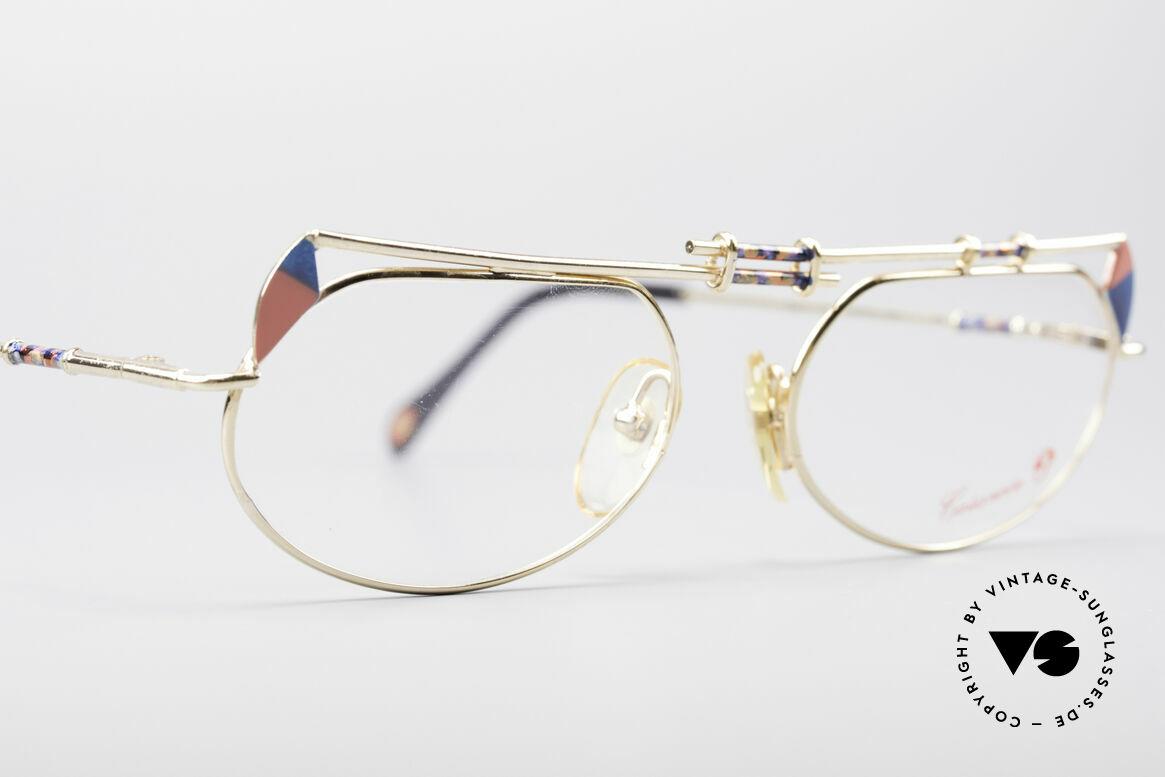 Casanova FC16 Kunstvolle Vintage Brille