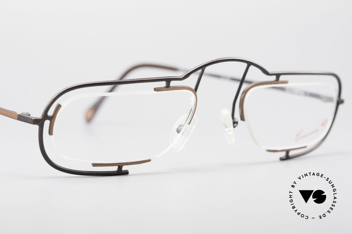Casanova Clayberg Seltene Vintage Brille 80er