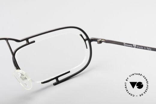 Casanova Clayberg Seltene Vintage Brille 80er, orig. Demogläser können beliebig ersetzt werden!, Passend für Herren und Damen