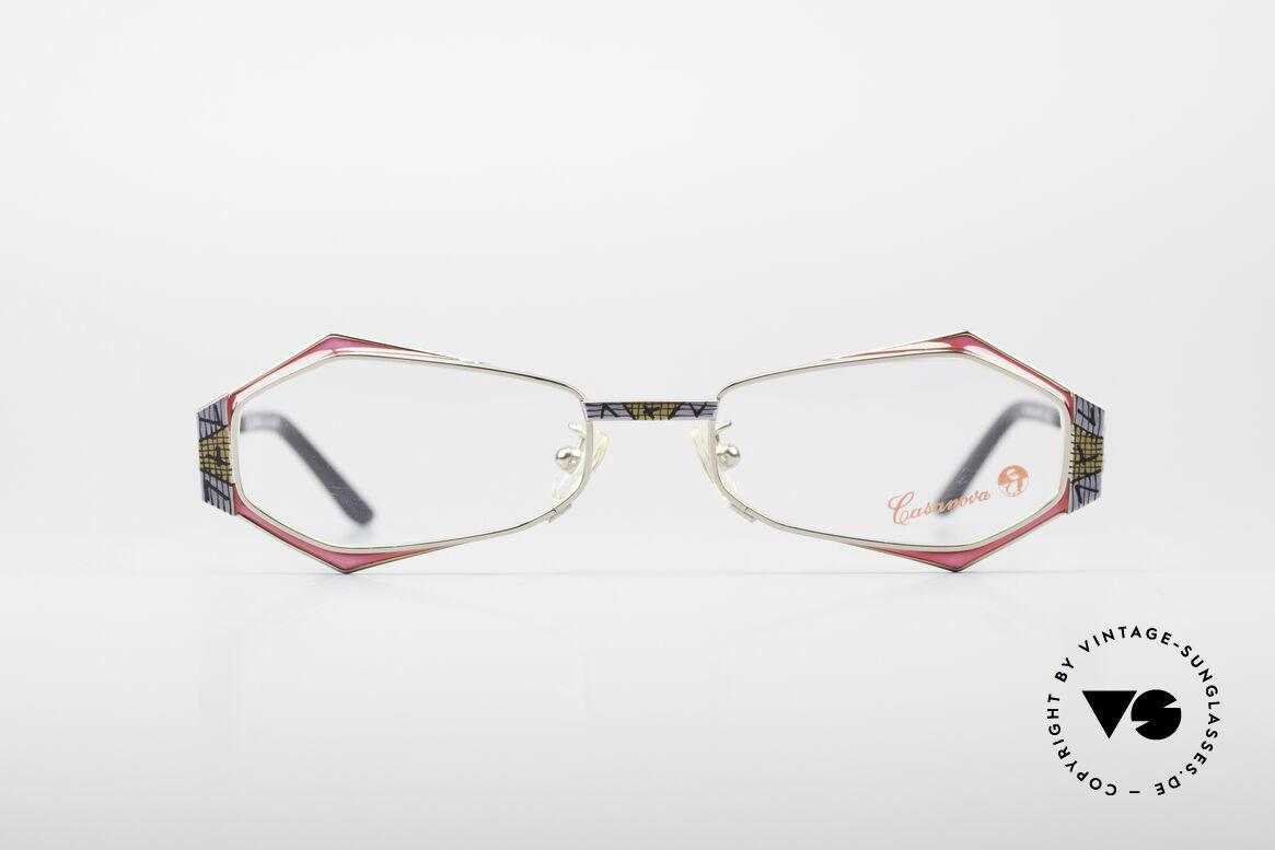 Casanova LC54 Damen Vintage Brille