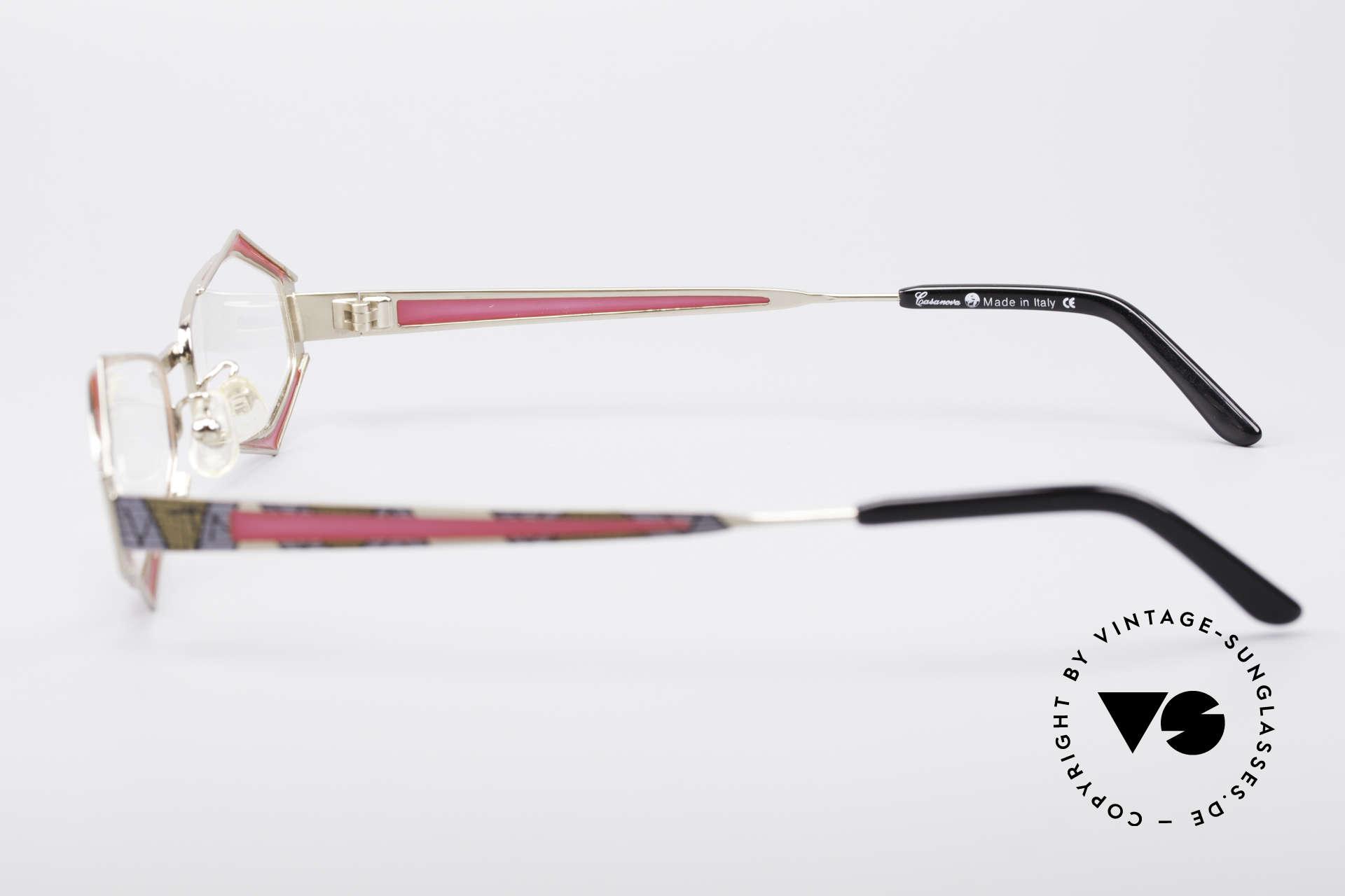 Casanova LC54 Damen Vintage Brille, Größe: medium, Passend für Damen