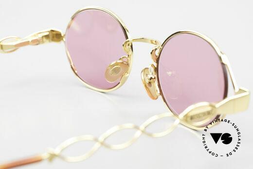 Moschino MM334 Designer Damen Brille Pink, Größe: medium, Passend für Damen