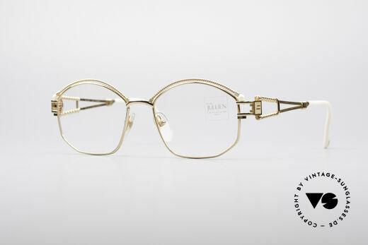Henry Jullien Cizeta Juwelen Goldbrille Details