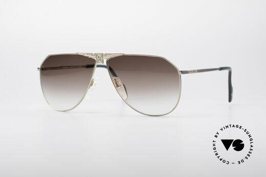 Longines 0150 Echte Vintage Pilotenbrille Details