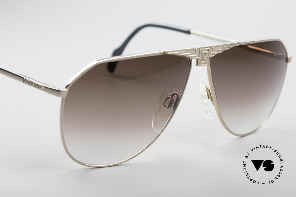 Longines 0150 Echte Vintage Pilotenbrille, ungetragen (wie alle unsere vintage Sonnenbrillen), Passend für Herren