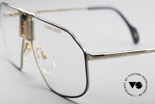 Longines 0153 80er Luxus Herrenbrille