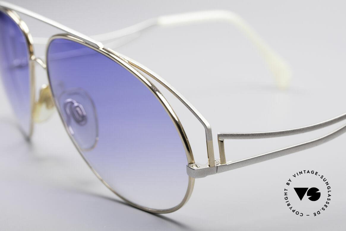 Zollitsch Radiant Industrial Designer Brille, ein absoluter HINGUCKER in herausragender Qualität, Passend für Herren