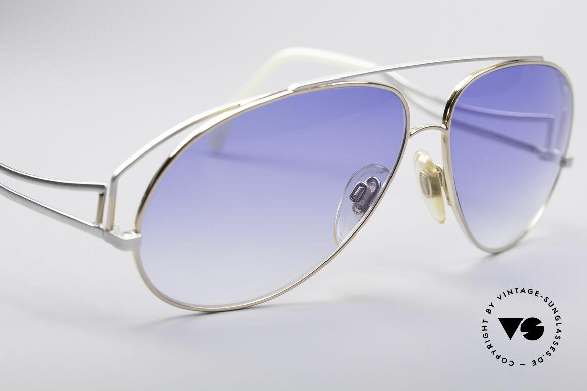 Zollitsch Radiant Industrial Designer Brille, ungetragen (wie alle unsere vintage Zollitsch Brillen), Passend für Herren