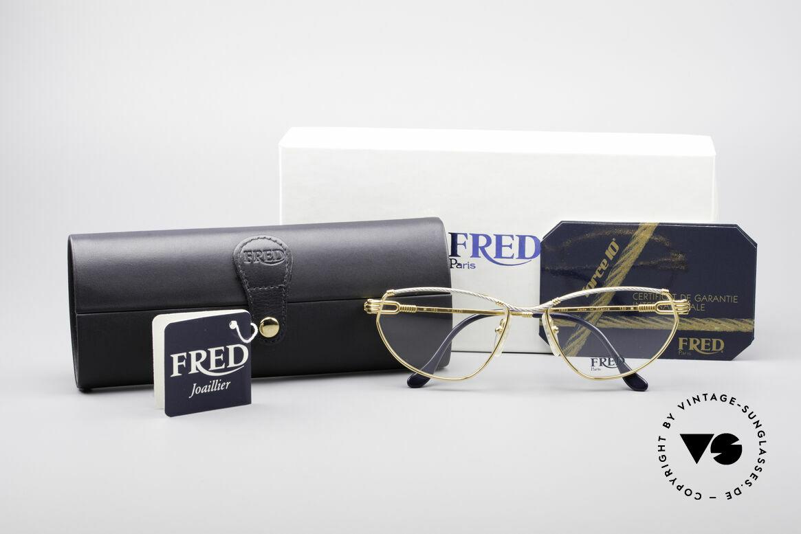 Fred Alize Luxus S Brillenfassung