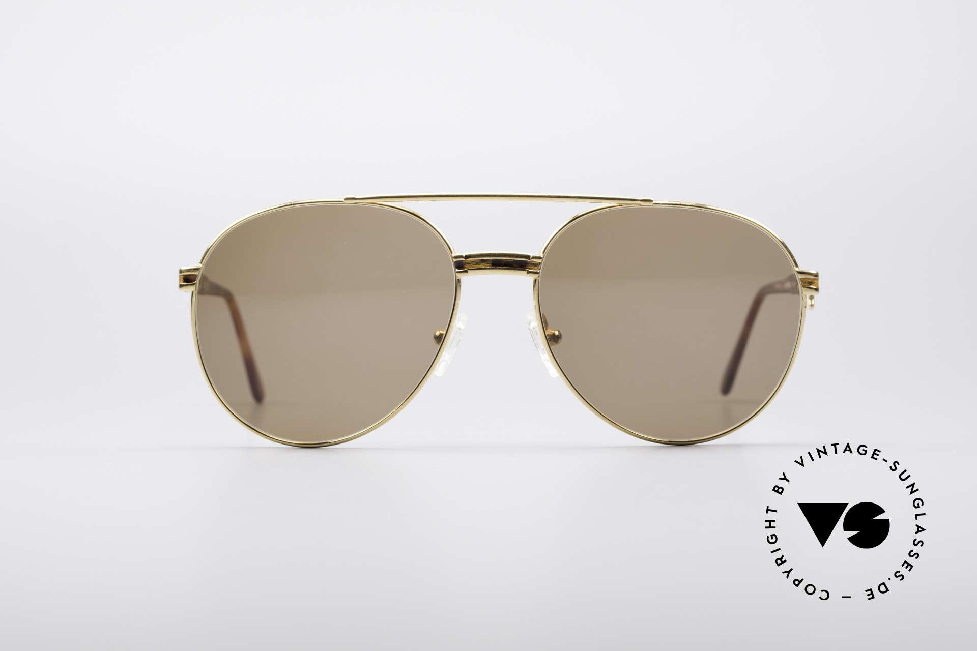 Derapage D2 Vintage No Retro Brille, zeitlos elegante Kombination d. Materialien & Farben, Passend für Herren