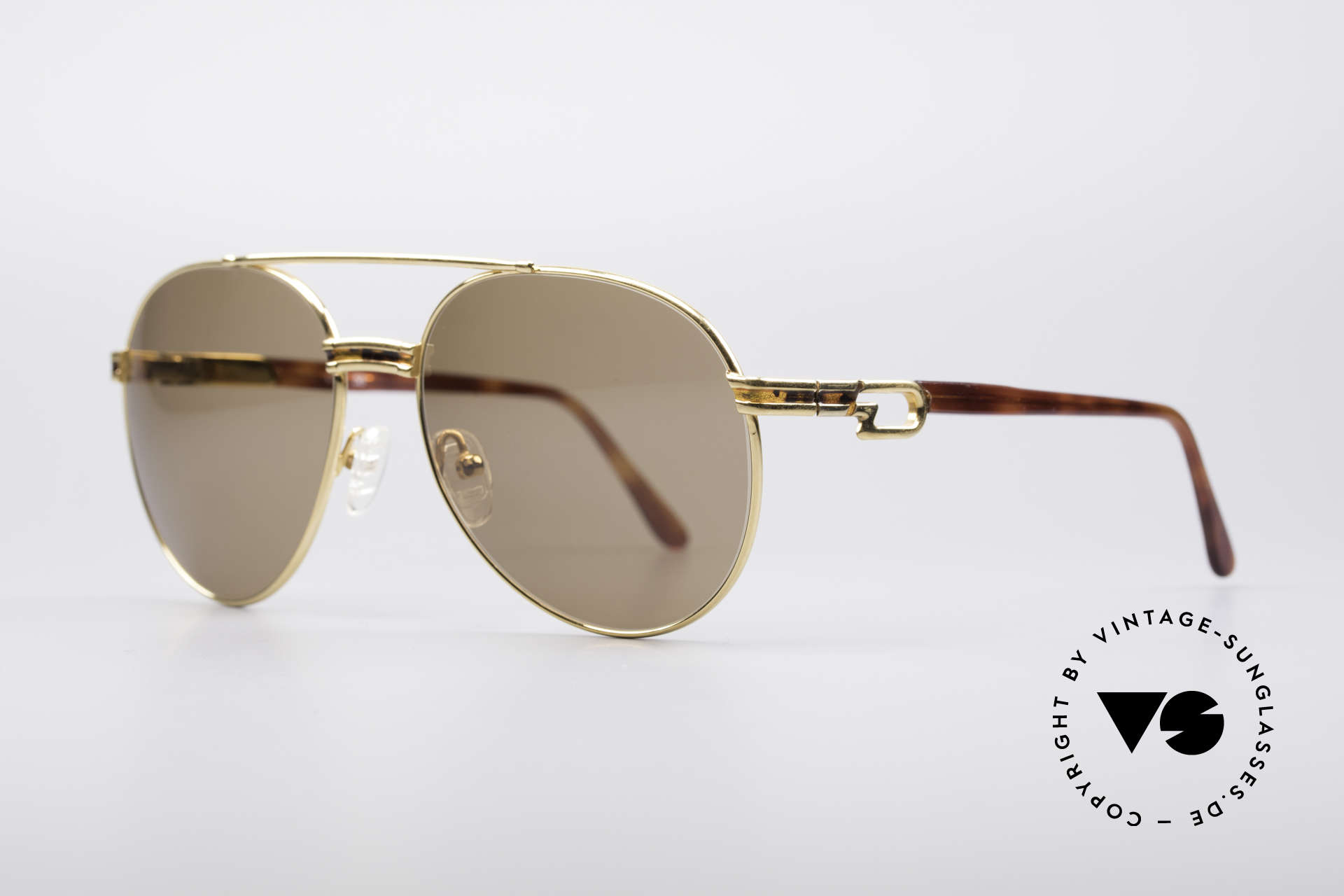 Derapage D2 Vintage No Retro Brille, absolute Top-Qualität und Passform (Federscharniere), Passend für Herren