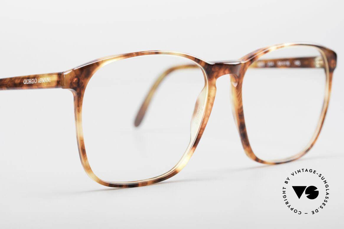 Giorgio Armani 328 Echte Vintage Brille