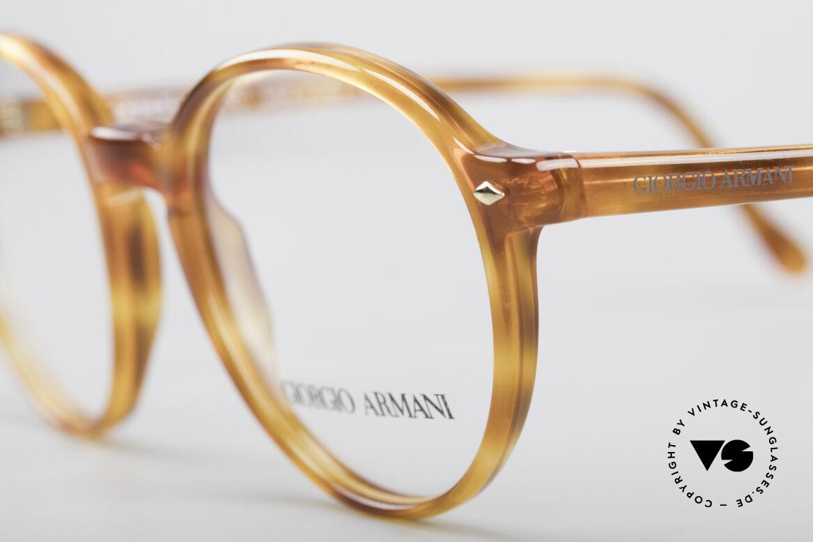 Giorgio Armani 325 90er Panto Fassung, ungetragen (wie alle unsere 1990er DesignKlassiker), Passend für Herren