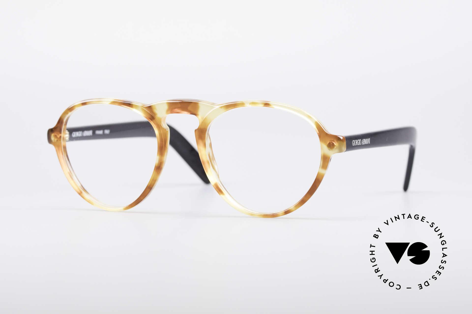"""Giorgio Armani 315 Zeitlose Vintage Fassung, """"true vintage"""" Brillenfassung von GIORGIO ARMANI, Passend für Herren"""