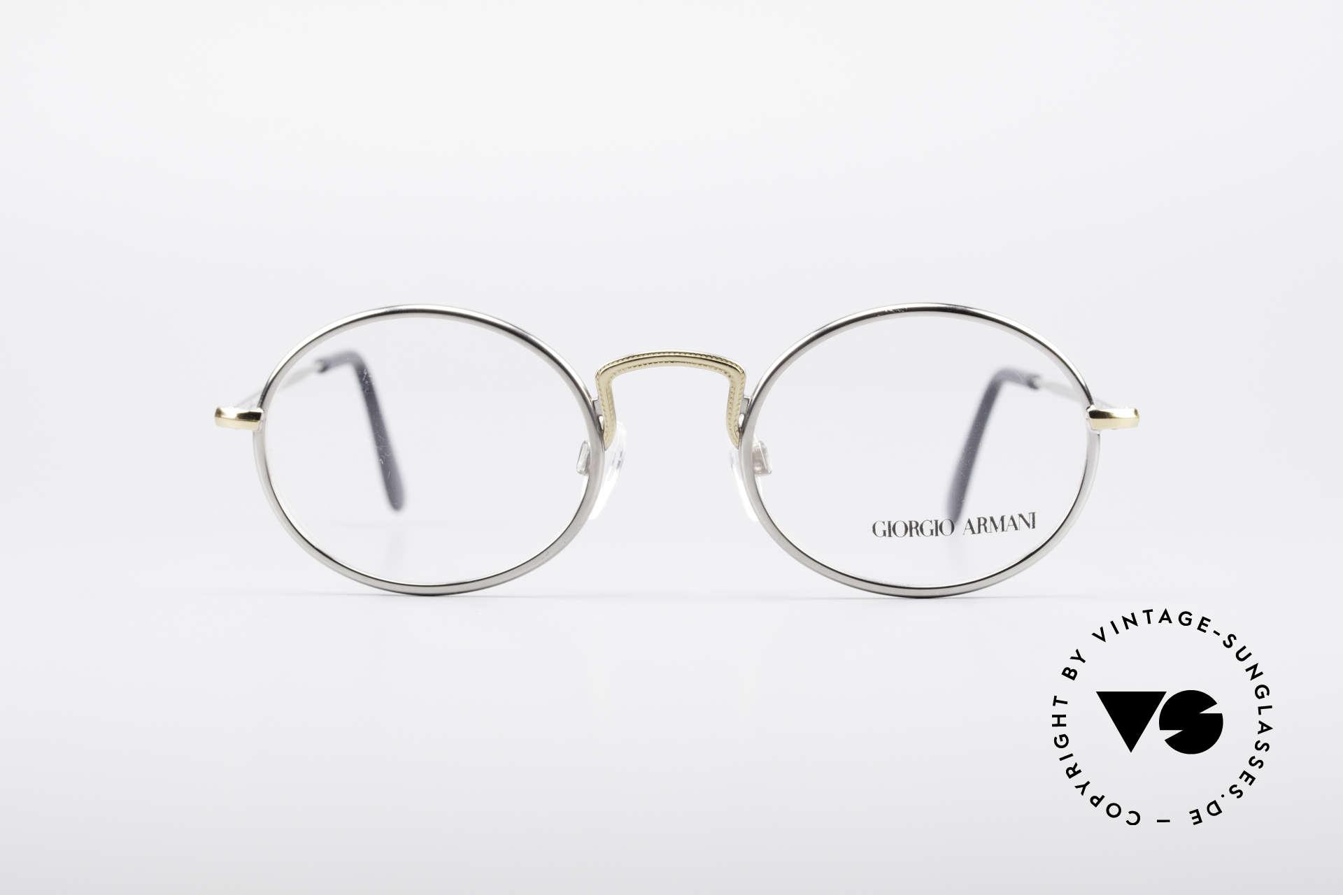Brillen Giorgio Armani 156 Ovale Vintage Brille | Vintage Sunglasses
