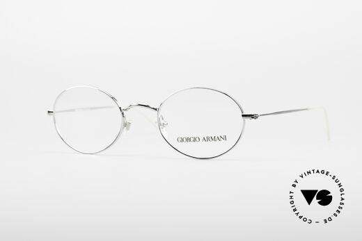 Giorgio Armani 1094 Kleine Ovale Fassung Details