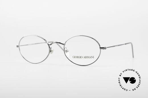 Giorgio Armani 1094 Kleine Ovale Brille Details