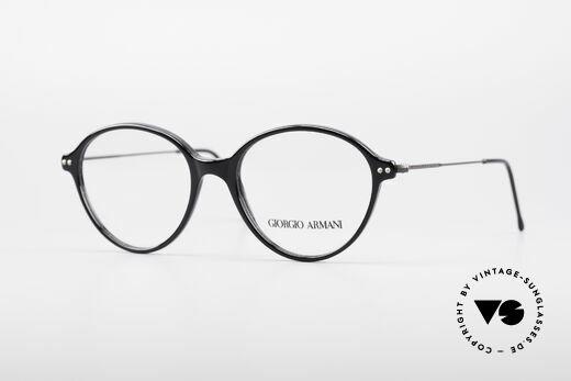 Giorgio Armani 374 90er Unisex Vintage Brille Details