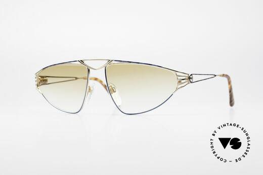 St. Moritz 4410 90er Luxus Sonnenbrille Details