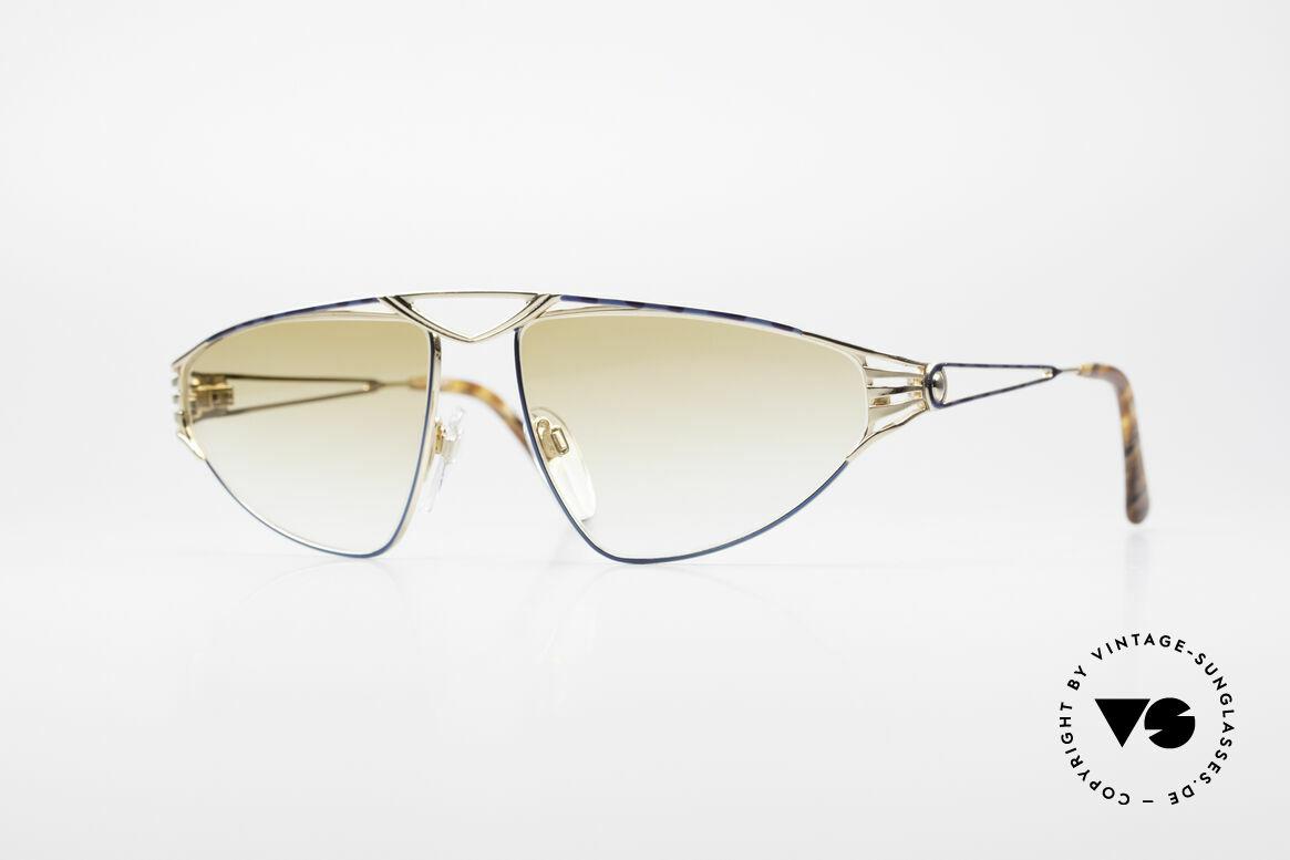St. Moritz 4410 90er Luxus Sonnenbrille, sensationelle VINTAGE St. Moritz LUXUS-Sonnenbrille, Passend für Damen