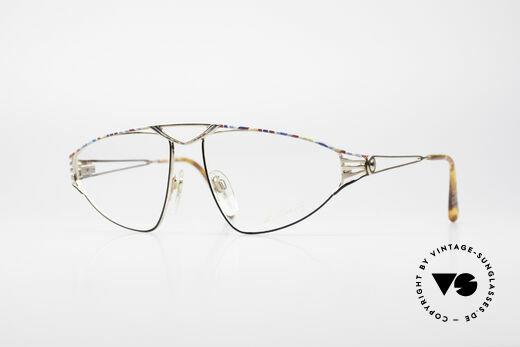 St. Moritz 4410 Luxus Designer Brille Details
