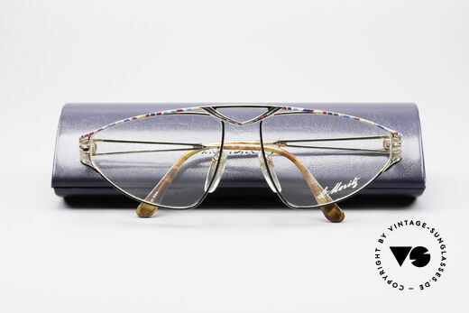 St. Moritz 4410 Luxus Designer Brille, Größe: medium, Passend für Damen