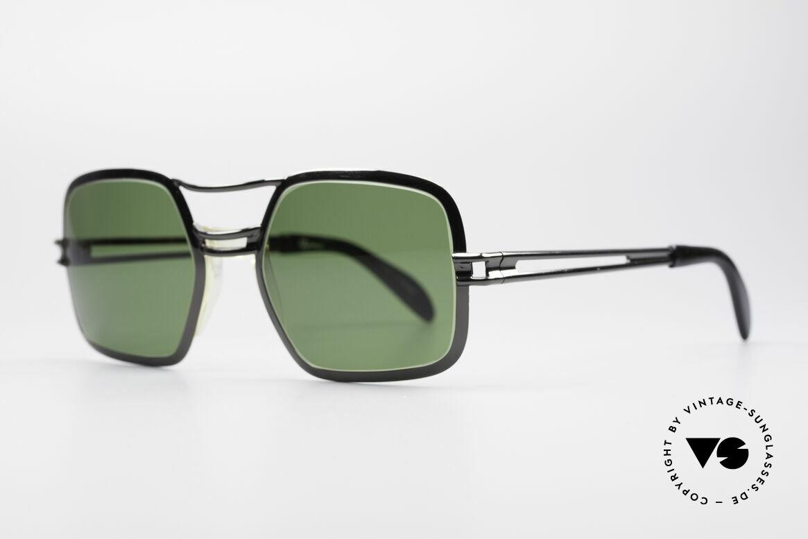 Saphira 102 Cari Zalloni 60er Design, Zalloni begann seine Brillen-Karriere 1964 bei Optyl, Passend für Herren