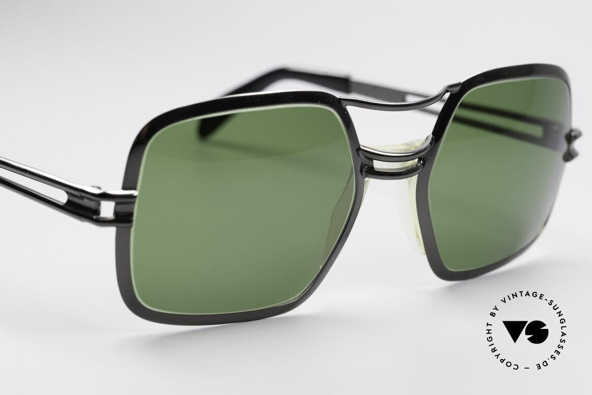 Saphira 102 Cari Zalloni 60er Design, 1975 verantwortet er dann seine Brillenmarke CAZAL, Passend für Herren