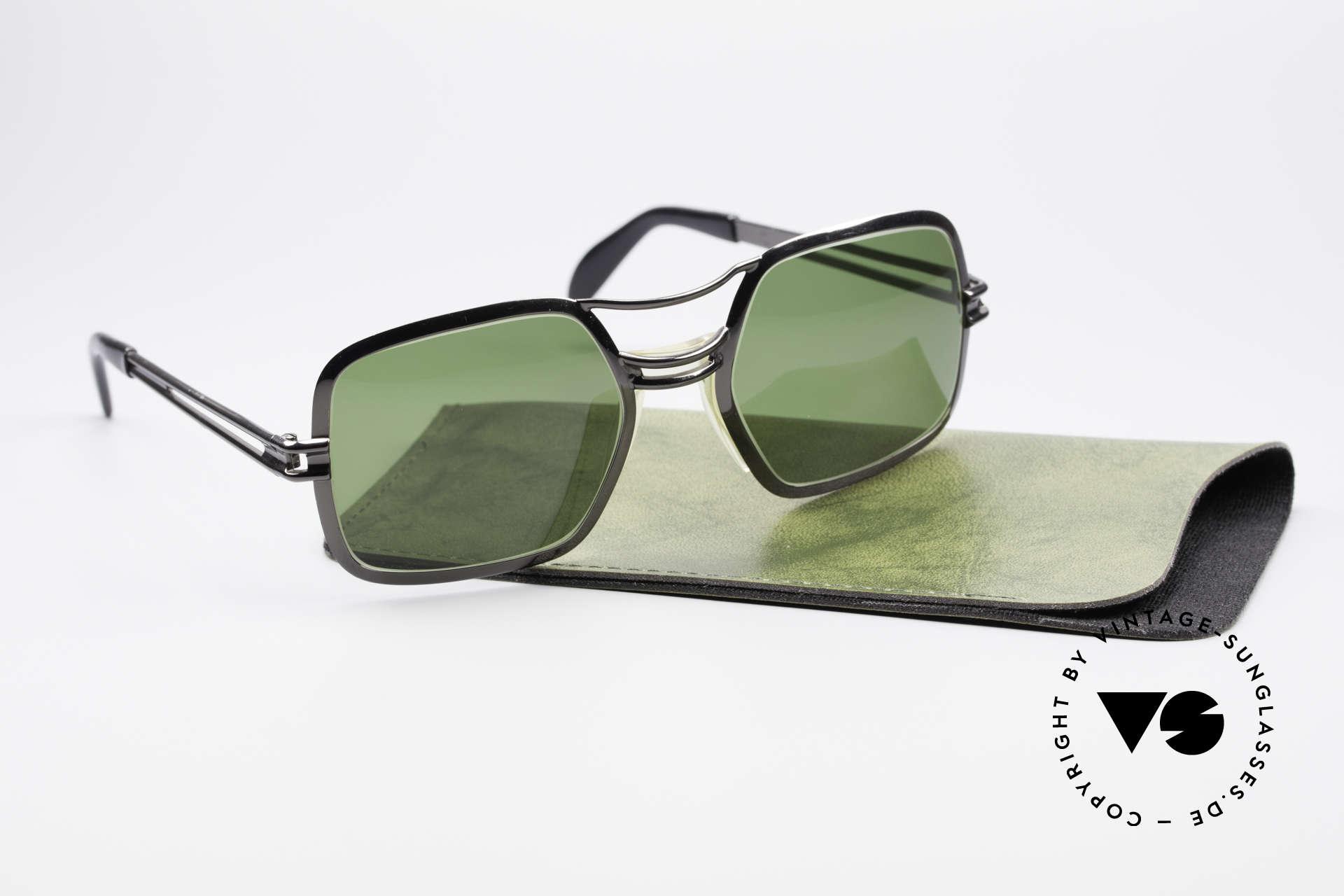 Saphira 102 Cari Zalloni 60er Design, diese Metall-Fassung stammt daher von 1964 - 1968, Passend für Herren
