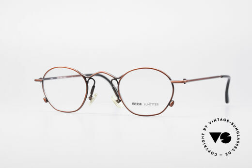IDC 101 True Vintage No Retro Brille Details