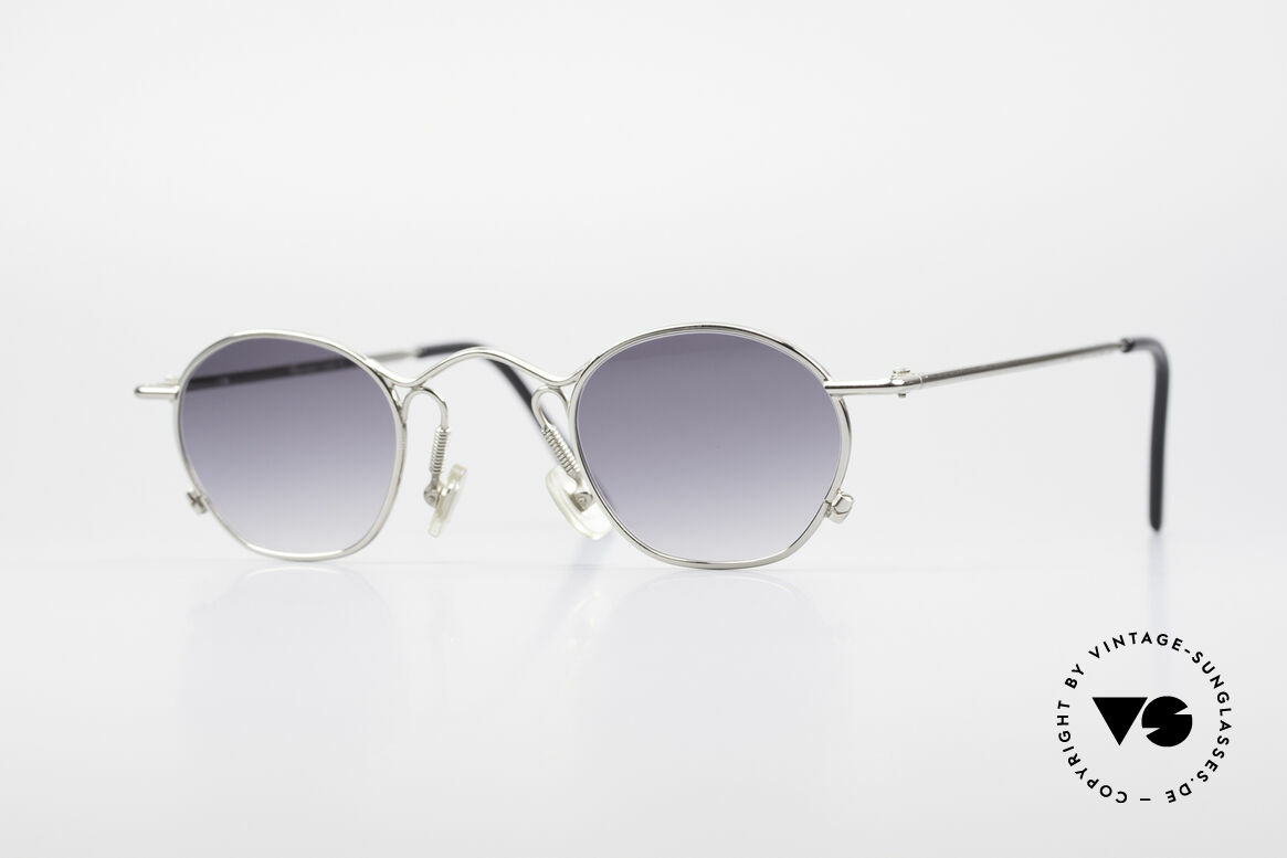 IDC 101 Echt Vintage No Retro Brille, interessante vintage IDC Designer-Sonnenbrille, Passend für Herren und Damen