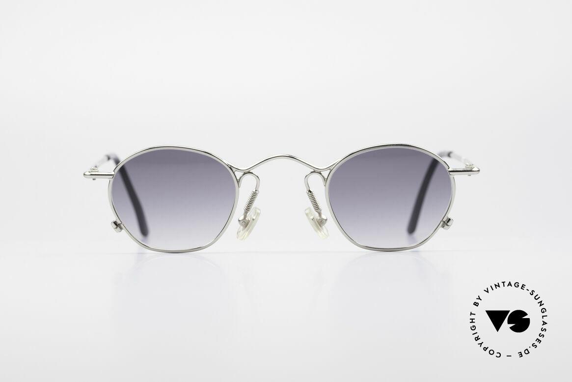 IDC 101 Echt Vintage No Retro Brille, sehr stabiler Rahmen in absoluter Top-Qualität, Passend für Herren und Damen