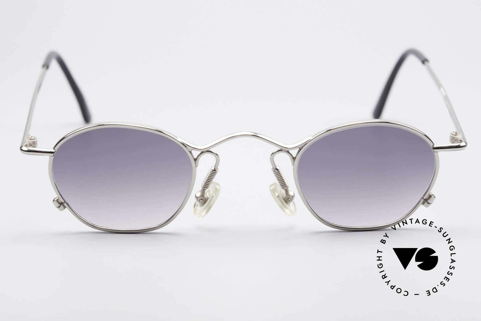 IDC 101 Echt Vintage No Retro Brille, KEINE Retrobrille; ein 20 Jahre altes ORIGINAL!, Passend für Herren und Damen