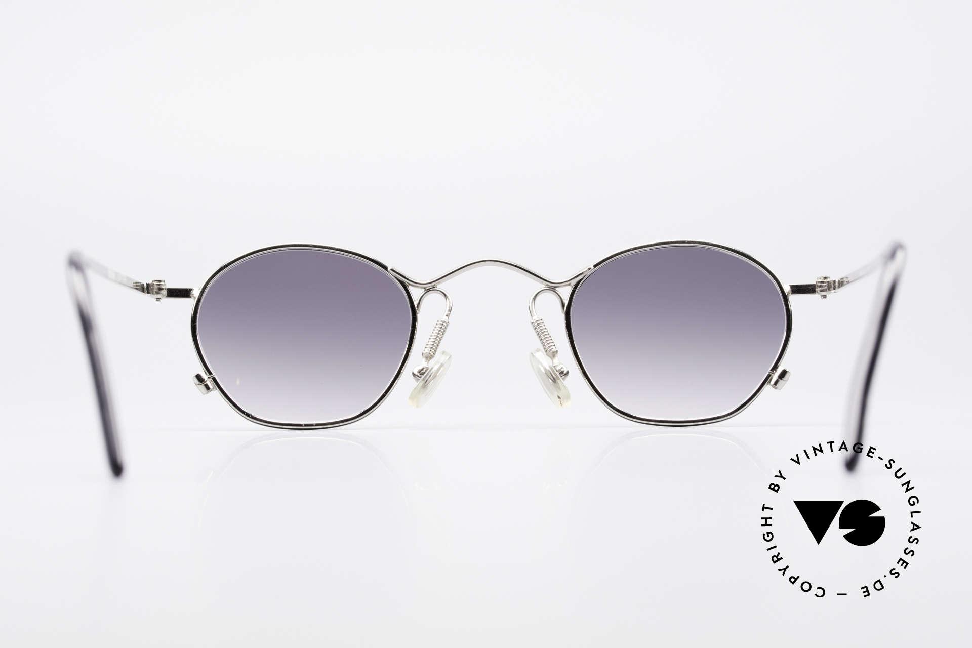 IDC 101 Echt Vintage No Retro Brille, Größe: small, Passend für Herren und Damen