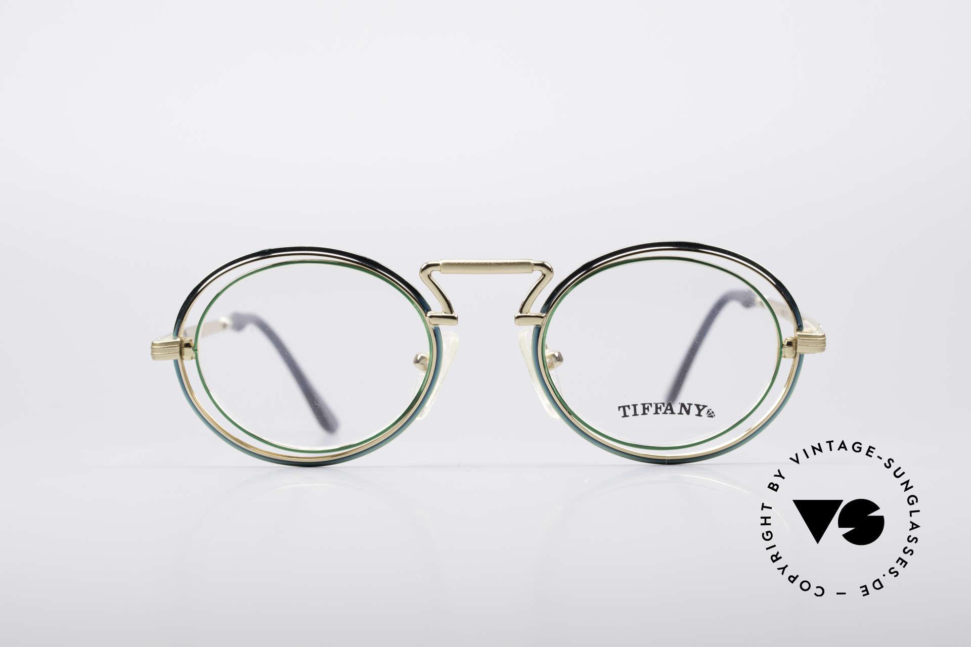 Brillen Tiffany T17 Vintage Juwelier Brille | Vintage Sunglasses