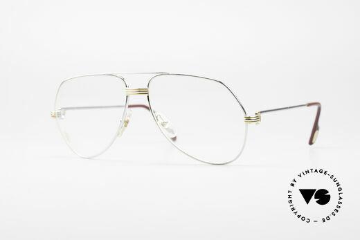 Cartier Vendome LC - M Platin Edition Details