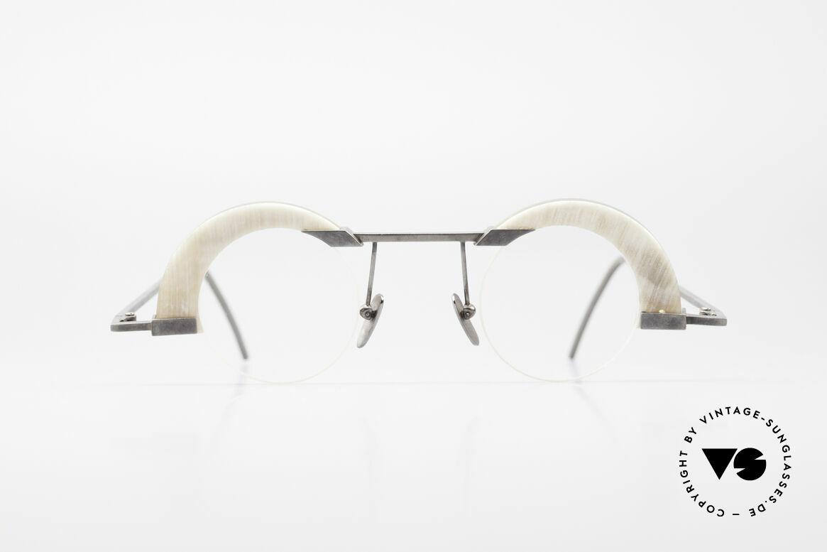 B. Angeletti Schwärmer Echthorn Vintage Brille 1994