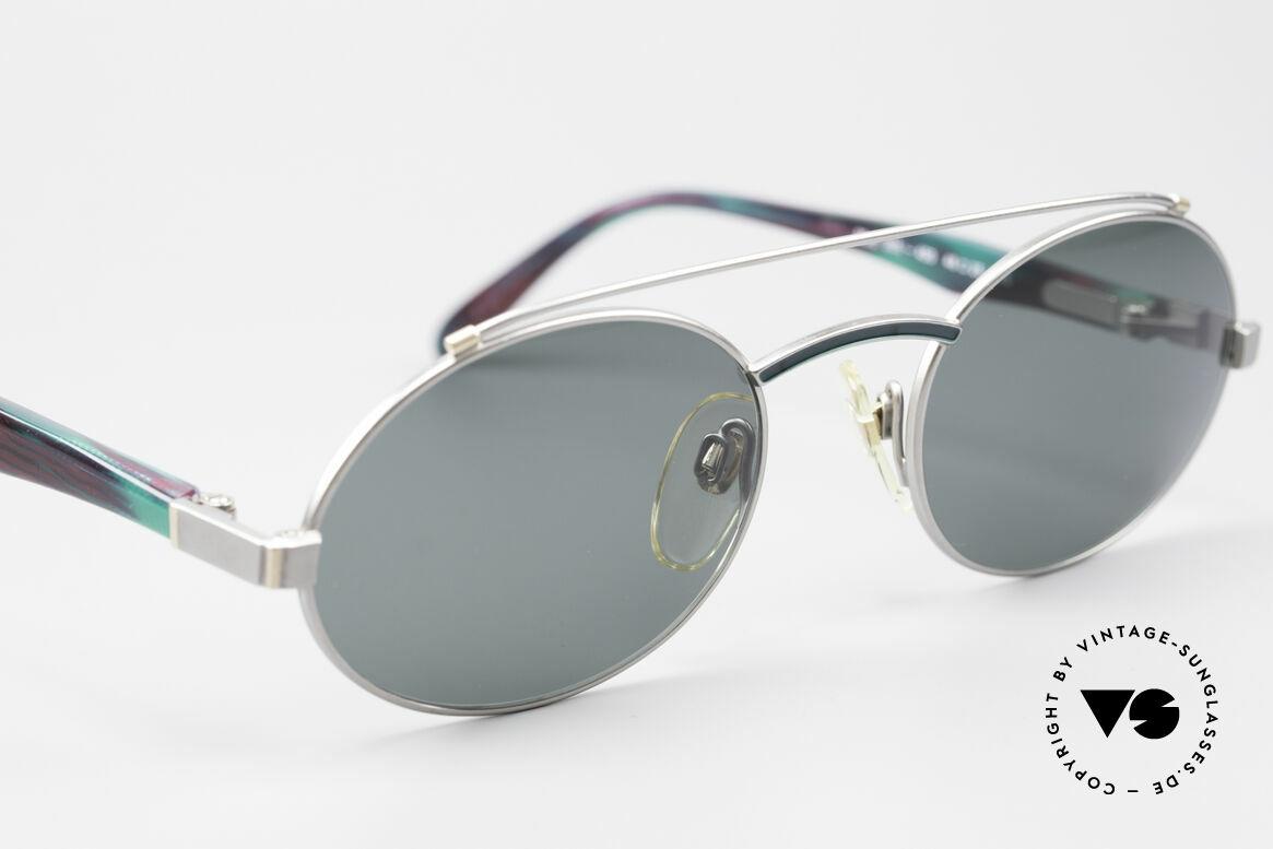 Davidoff 305 Ovale Vintage Herrenbrille, ungetragen (wie alle unsere vintage Davidoff Fassungen), Passend für Herren