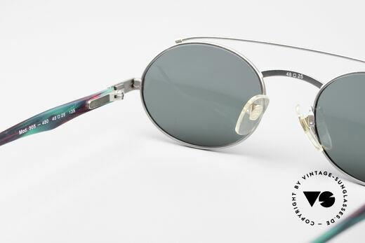Davidoff 305 Ovale Vintage Herrenbrille, KEINE RETROmode, sondern ein kostbares altes UNIKAT!, Passend für Herren